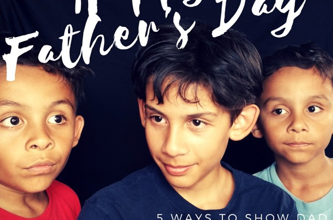 5 Ways to Show Dad Some Father's Day Love – Father's Day Gift Guide