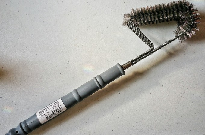 Get Your Grill Clean For Summer Cookouts With Cave Tools Grill Brush