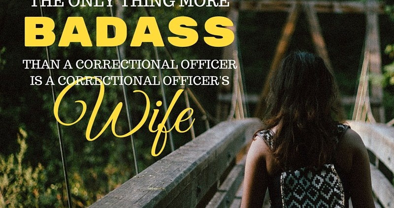 confessions of a corrections officer's wife, CO spouse, CO wife, correction officer, corrections officer,