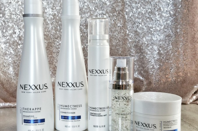 Taming My Hair Beast This Summer With Nexxus New York Salon Care