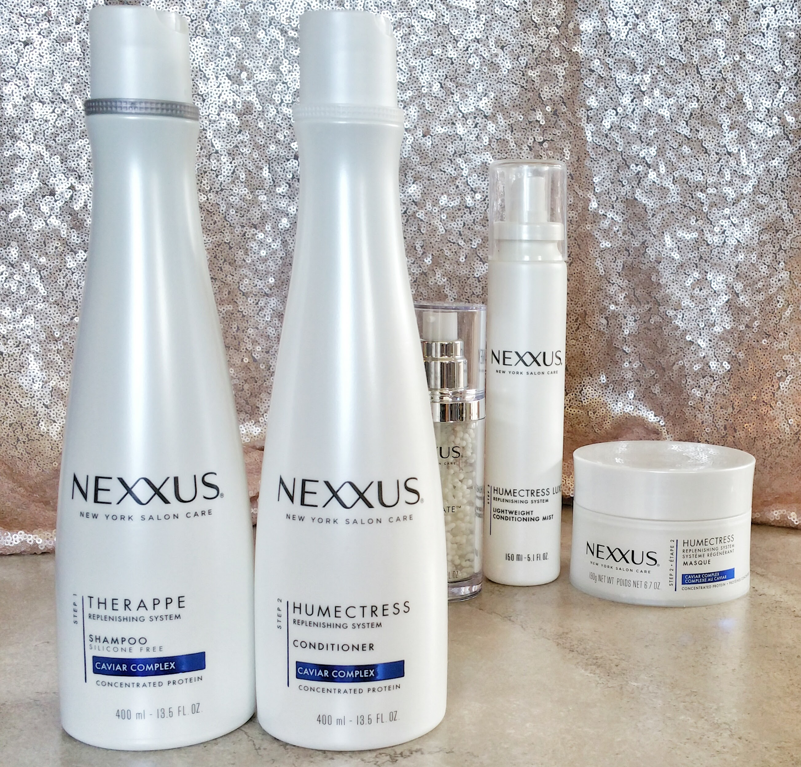 Nexxus New York Salon Care, hair care, hair, Nexxus, hair products, curly hair, how to care for curly hair, affordable hair care, salon quality hair care, review, hair care review, hair masque, hair serum, shampoo, conditioner, leave-in conditioner, hair leave in treatment,