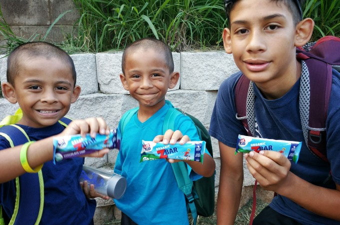 Keeping My Kids Energized for School & Sports With CLIF Kid