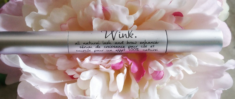 Wink Lash and Brow Oil, brow oil, lash oil, wink, amalie beauty, Amalie, beauty, makeup, grow lashes, longer lashes, thicker lashes, makeup, skin care, review, product review, beauty,