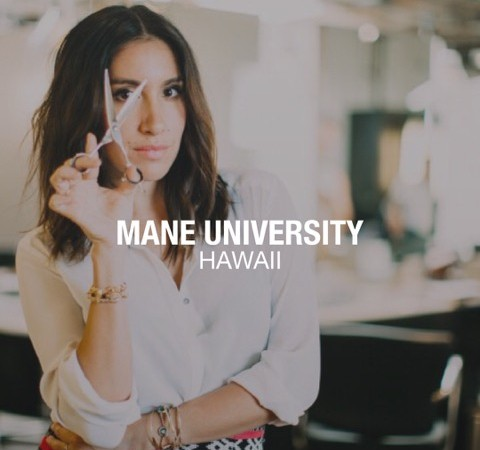 Mane University Heads to Hawaii For The Beauty Retreat