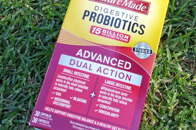 Prioritizing My Health and Wellness with Nature Made® Probiotics