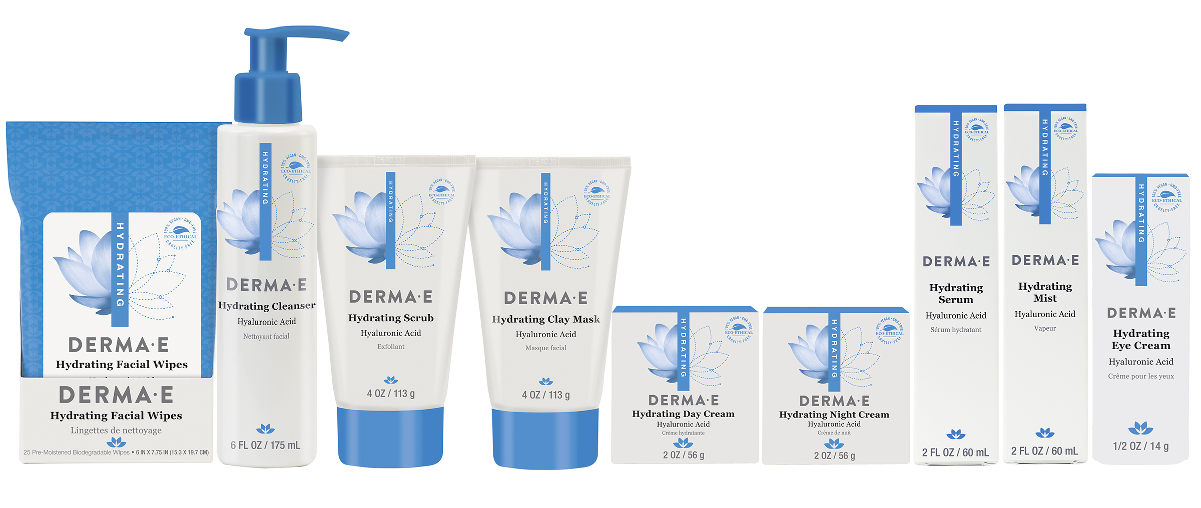 derma e, products, skin care, new packaging, derma e skin care, review, product review, day cream, packaging, branding, beauty, anti-aging, cream,