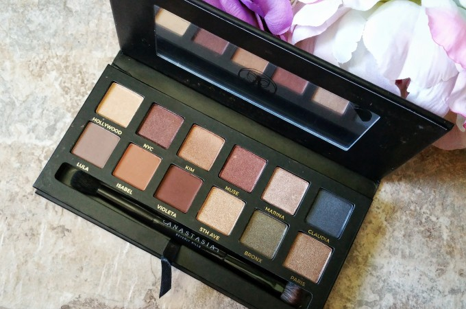 The Master Palette by Mario Dedivanovic – Anastasia Beverly Hills