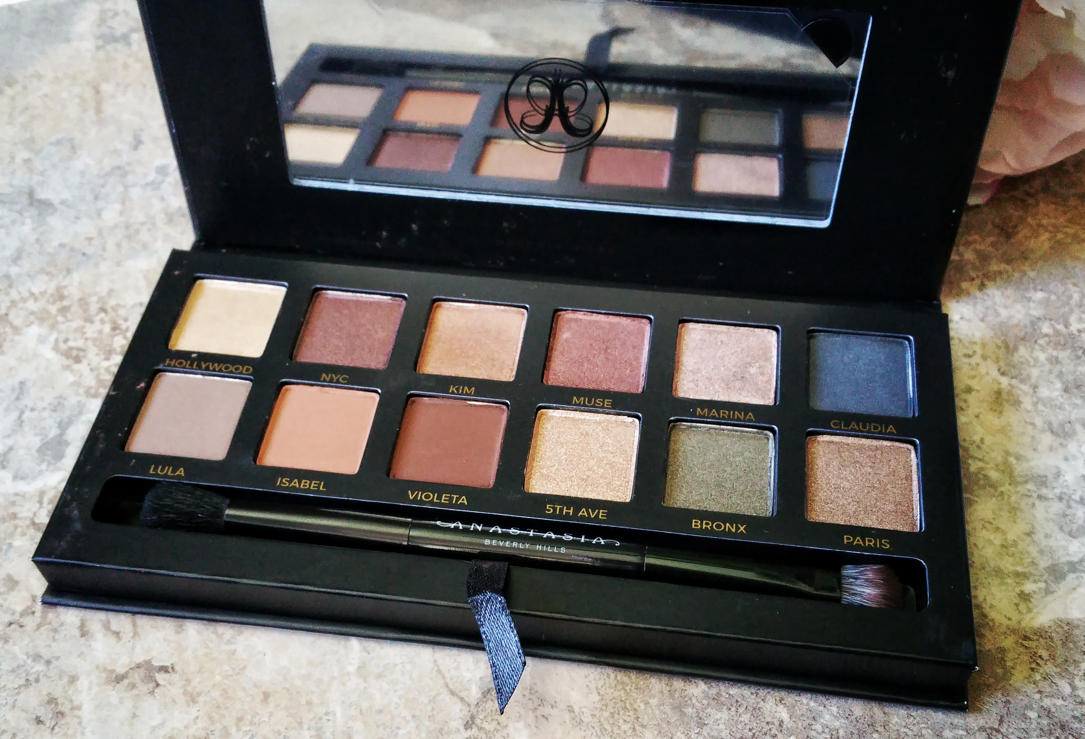 Mario Dedivanovic, Master Palette, The Master Palette by Makeup by Mario, Makeup by Mario Master Palette, Anastasia Beverly Hills, ABH, palette, eye shadow palette, makeup, beauty, swatches,