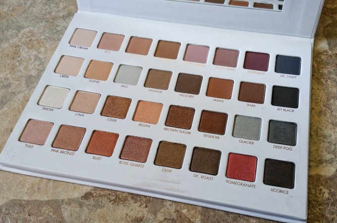Lorac Mega Pro 3 Palette – Review and Swatches