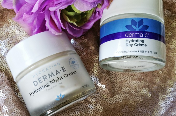 Exclusive Preview of Derma E's New Packaging and My Thoughts on The Hydrating Day and Night Creams