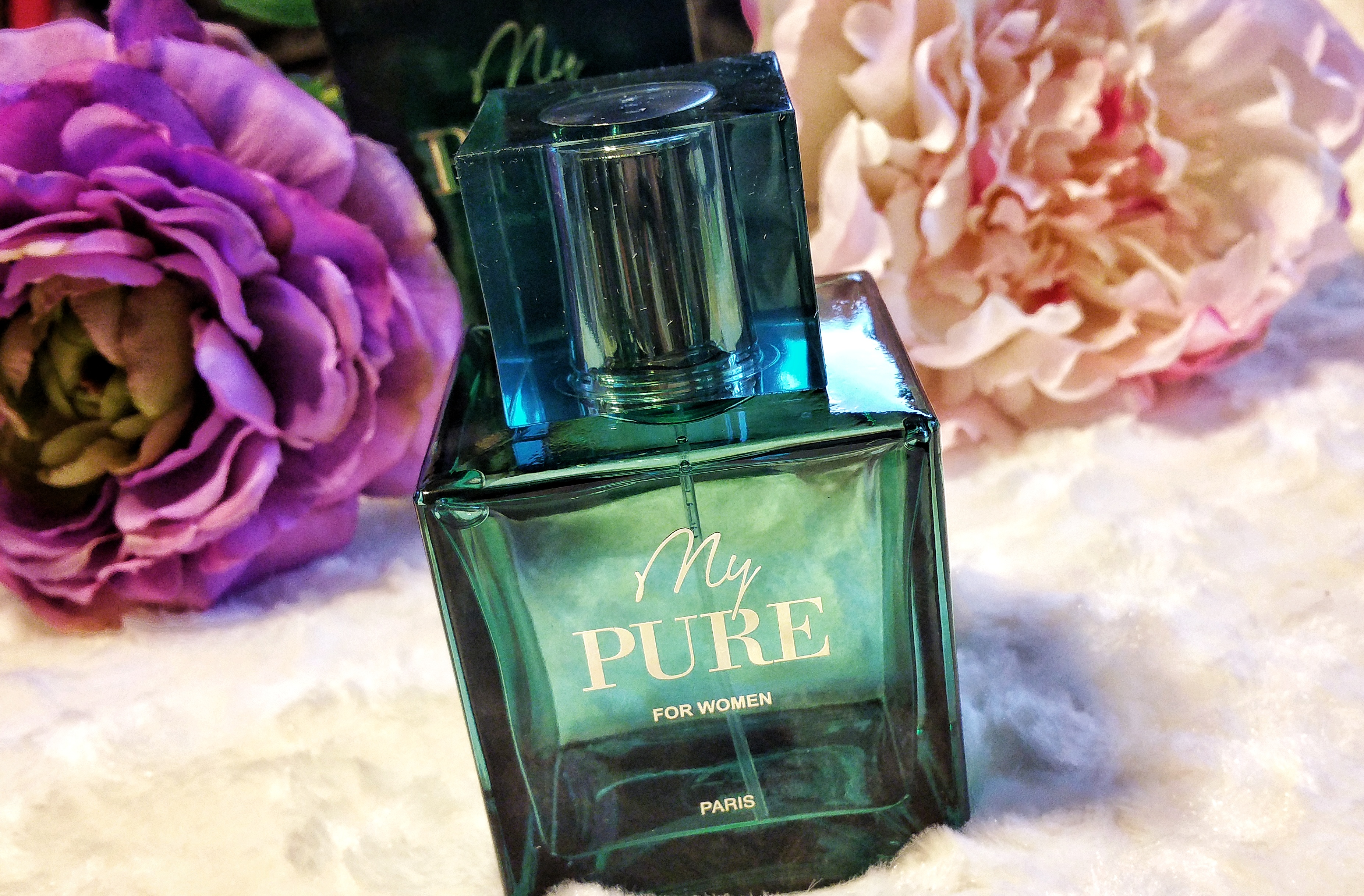 fragrance, perfume, Fragrance Outlet, My Pure for Women, Karen Low, My Pure Karen Low, scent, highend fragrance, affordable perfume, perfume outlet, discount perfume,