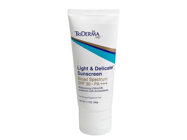 TriDerma, Skin care, botanical skin care, face, skin, beauty, sunscreen, moisturizing cream, anti-aging, wrinkles, anti-wrinkle, cream, body, spot cream, serum,