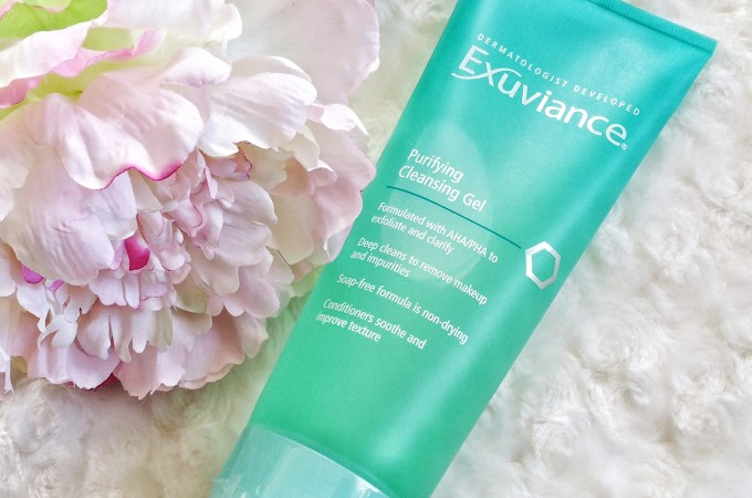 Review – Exuviance Purifying Cleansing Gel