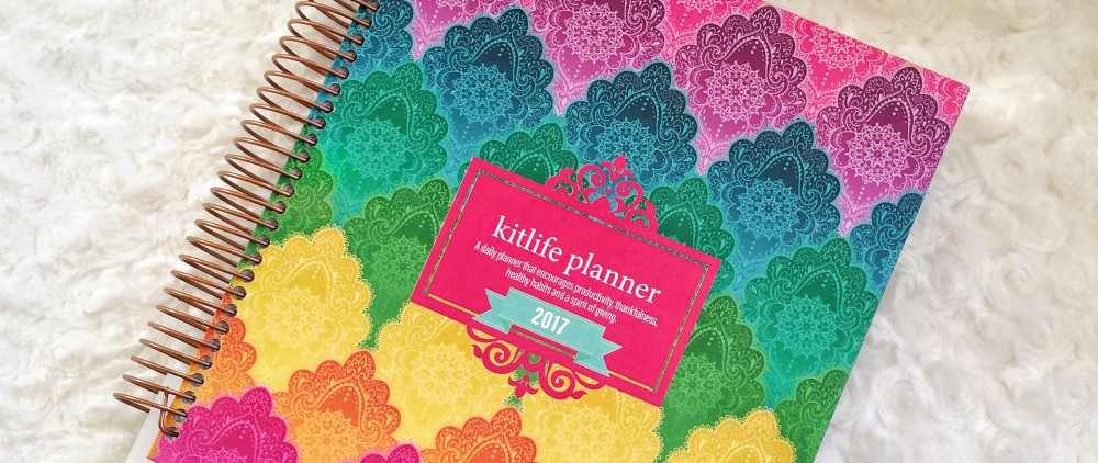 KITLife Planner, planner, 2017 planner, daily planner, planner addict, planner review, 2017 planner review, keeping it together planner, planner peace, planning,