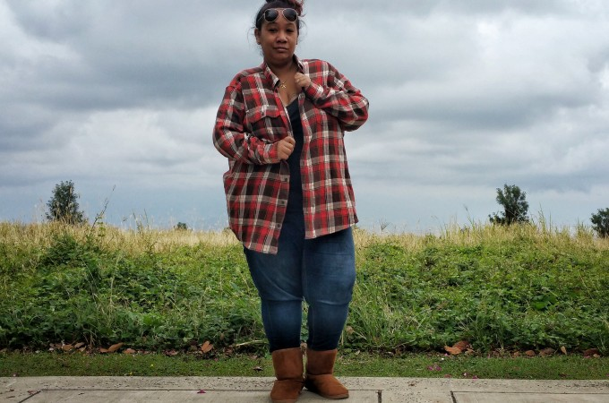 How I Stay Warm During The Winter in Hawaii – OOTD