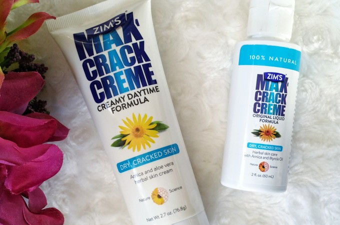 Soften Your Driest Winter Skin with Zim's Max Crack Creme