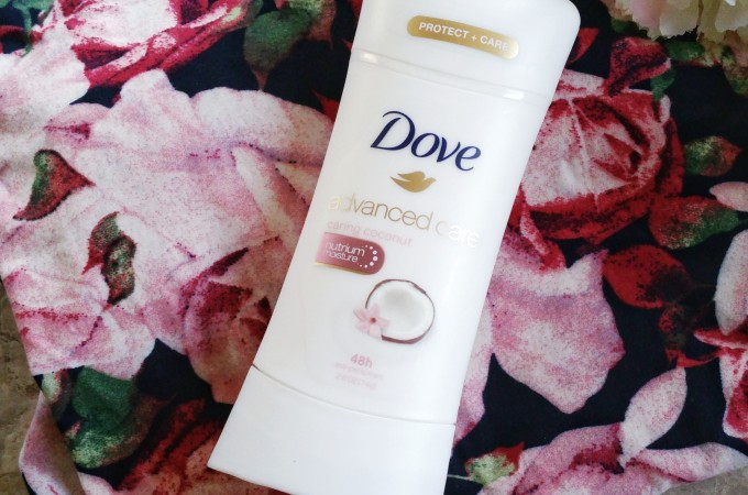 dove deodorant, dove advanced care, tips, morning routine, must have,