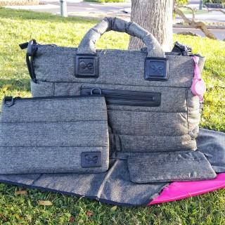 work bag, diaper bag, CiPU diaper bag, CiPU, amazon buy, amazon haul, review, product review, planner bag, planner, work from home,
