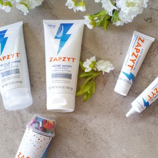 Zapzyt, acne, breakouts, skincare treatment, acne treatment, review, Zapzyt skin care, adult acne, skin care, facial care, facial, spot treatment, blemish gel,