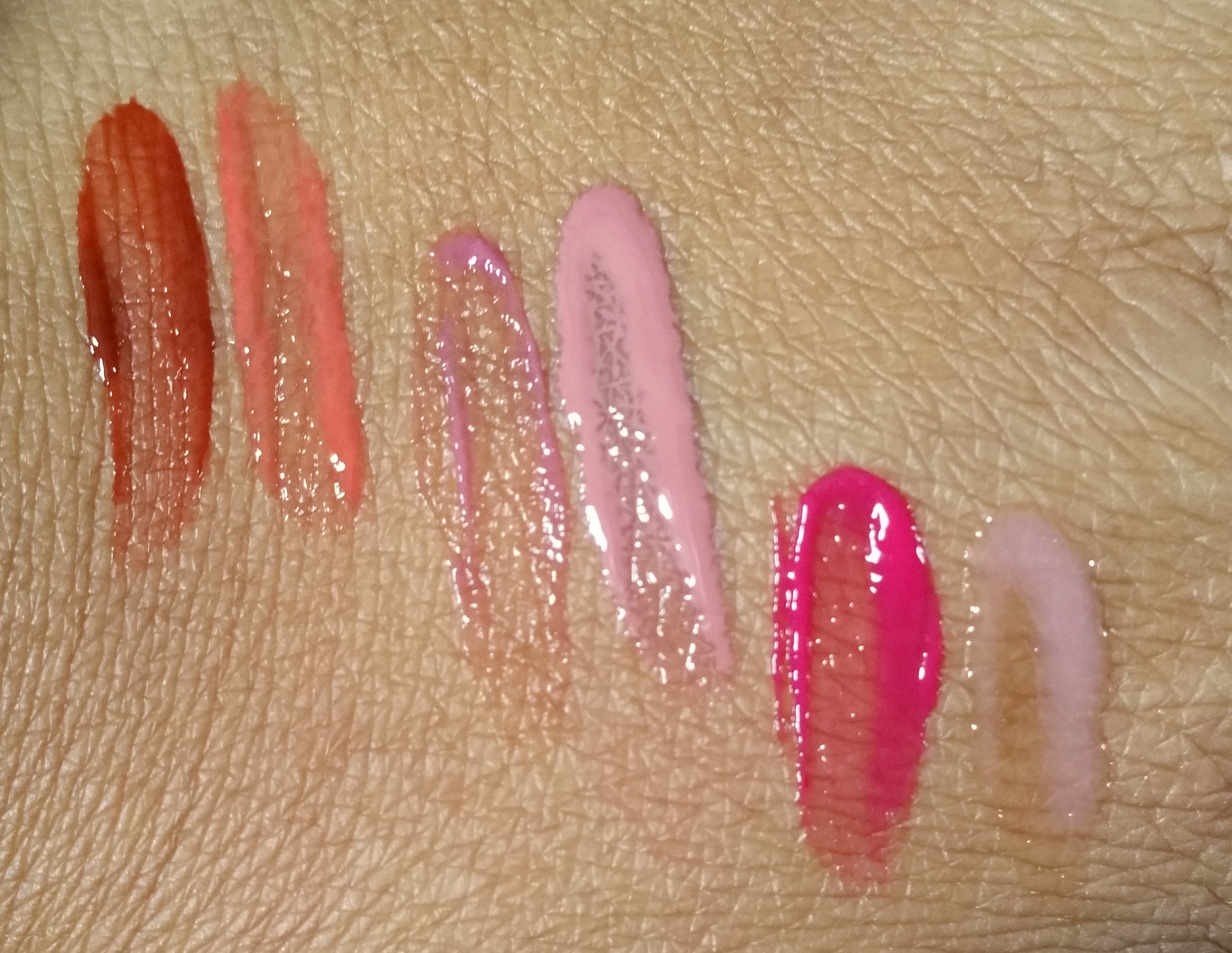 Pixi Beauty, Pixi, beauty, makeup, pixi beauty makeup, GetTint & SilkGloss, lip tint, lip gloss, cheek gel, cheek tint, swatches, product review, makeup swatches, summer makeup, lips, cheeks, affordable makeup, drugstore makeup,
