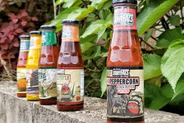 skinnyFATS, catchup,ketchup, recipe, review, foodland, hawaii, coming to Hawaii, condiment, food,