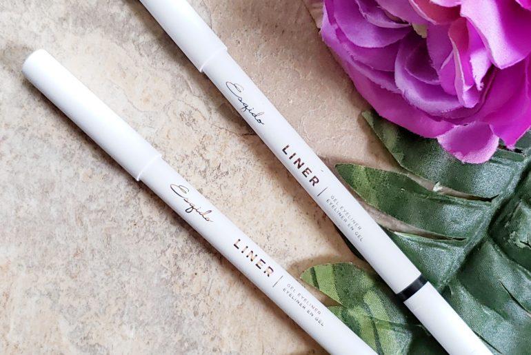 gel liner, liner pencil, beauty, makeup, makeup review, new in makeup, gel pencil liner, eye liner pencil, eyeliner pencil, swatches, ESQIDO, makeup lover,