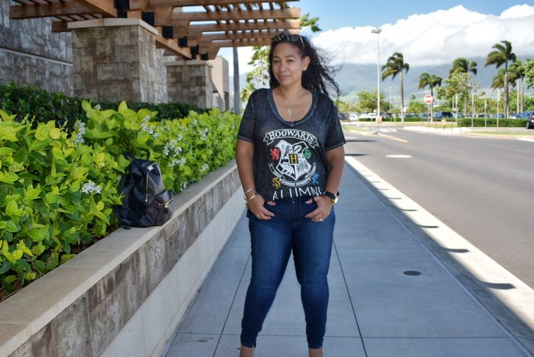 632033f475ceb plus size casual outfit Archives - Honeygirl s World - A Hawaii ...