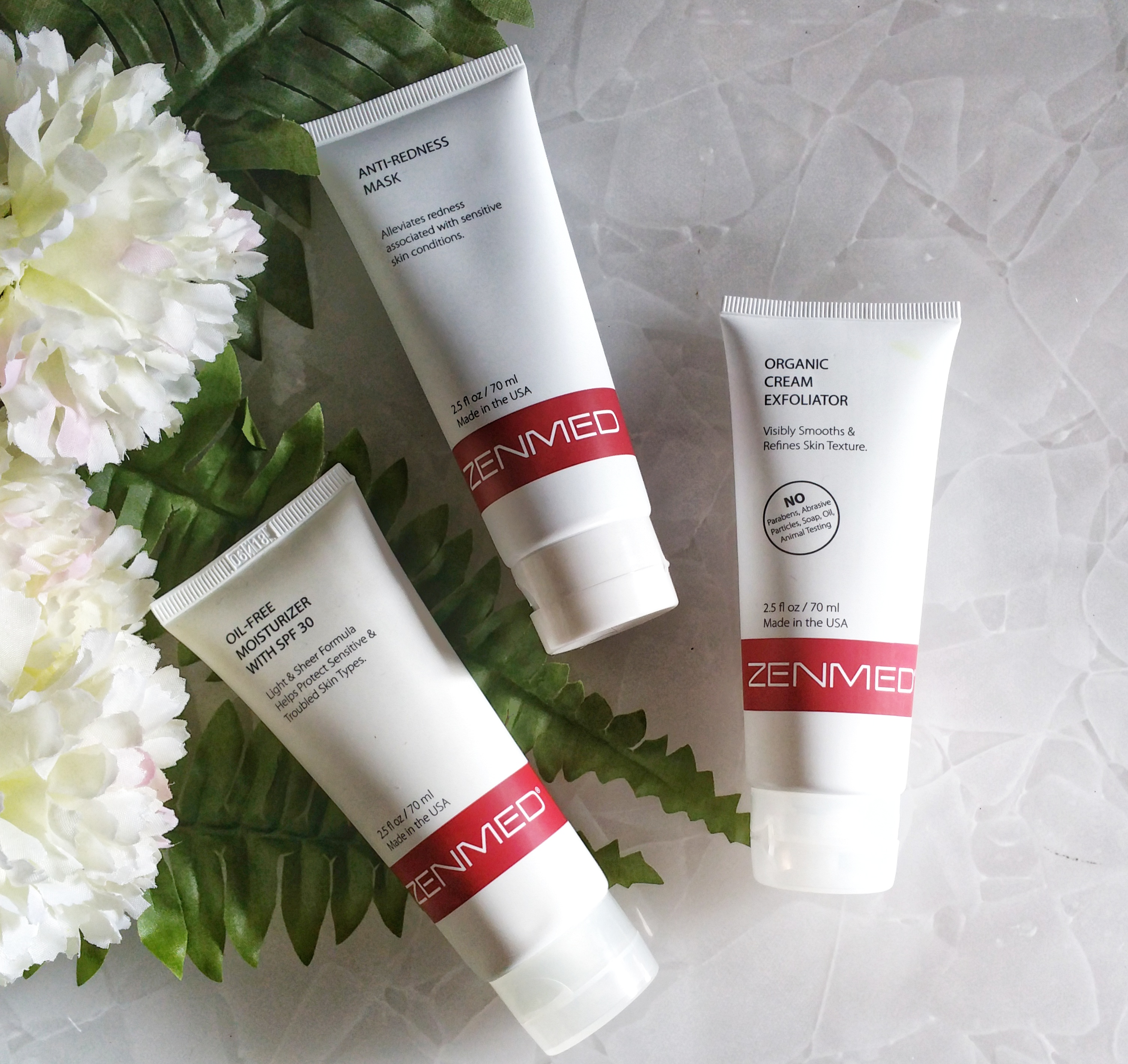 ZenMed, Skincare, skin care, beauty, skin care review, anti-aging, skin support, reconstructive skincare, review, product review, trial, luxury skincare,