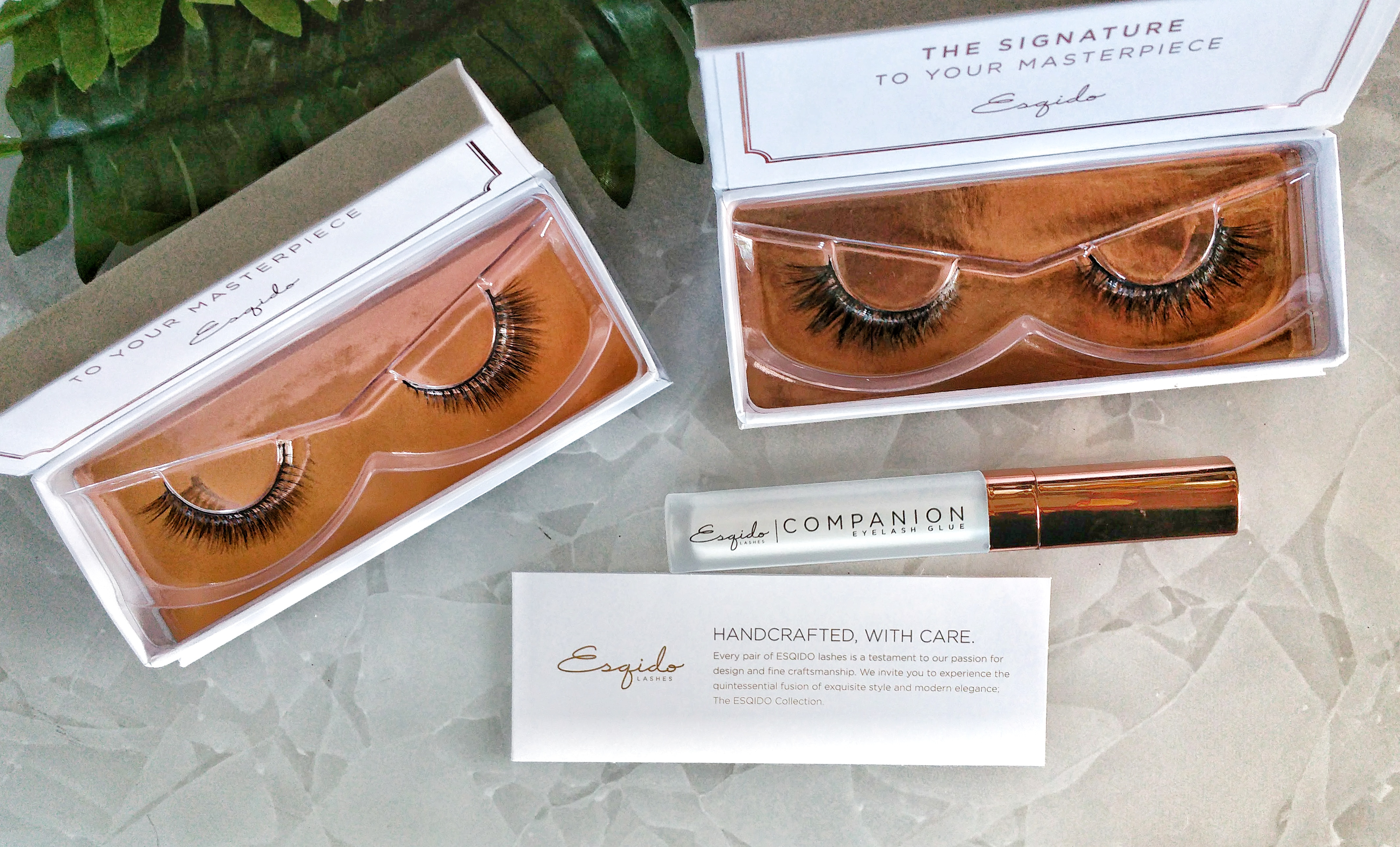 Get Glam for Valentine's Day with Esqido Mink Lashes