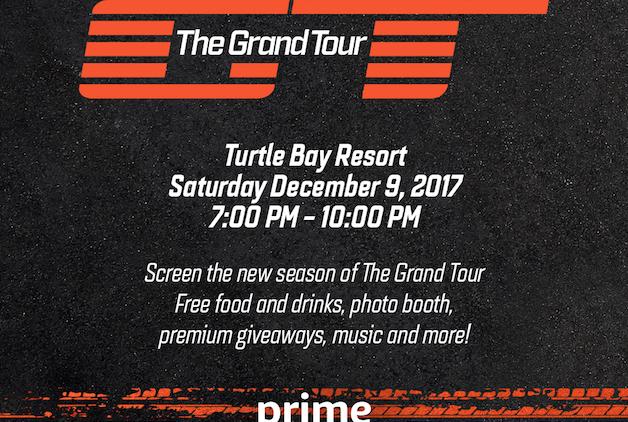 free event, hawaii surfing event, surfing, amazon prime video, free, event, grand tour, surfing, Hawaii,