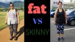 fat vs skinny, weight loss, weight gain, weight comparison, venting, hot topic, stigma, difference between fat and skinny, overweight, weightloss, exercise, health, healthy living, healthy lifestyle,