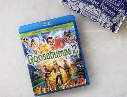 goosebumps 2, goosebumps the movie, goosebumps 2 movie, r.l. stine, books, scholastic books, movie night, movie review,