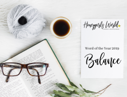 word of the year 2019, word, 2019, new year, balance, lifestyle blogger, love, word of the year, 2019