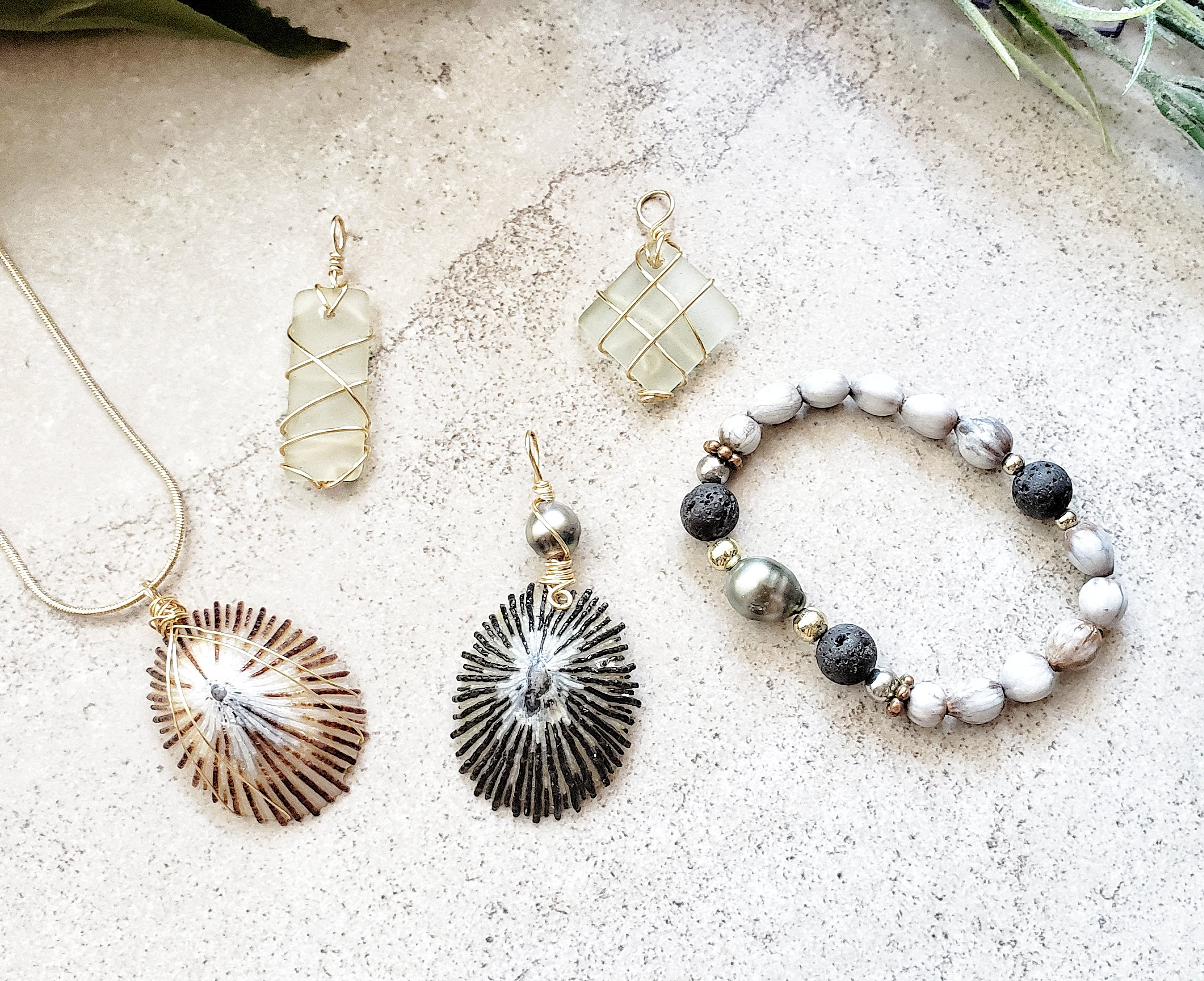 Making Jewelry - How I'm KeepinMy Creative Juices Flowing