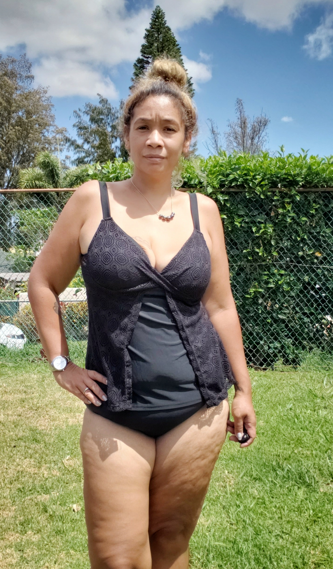 Summer Plus Size Swimwear with Meet Curve