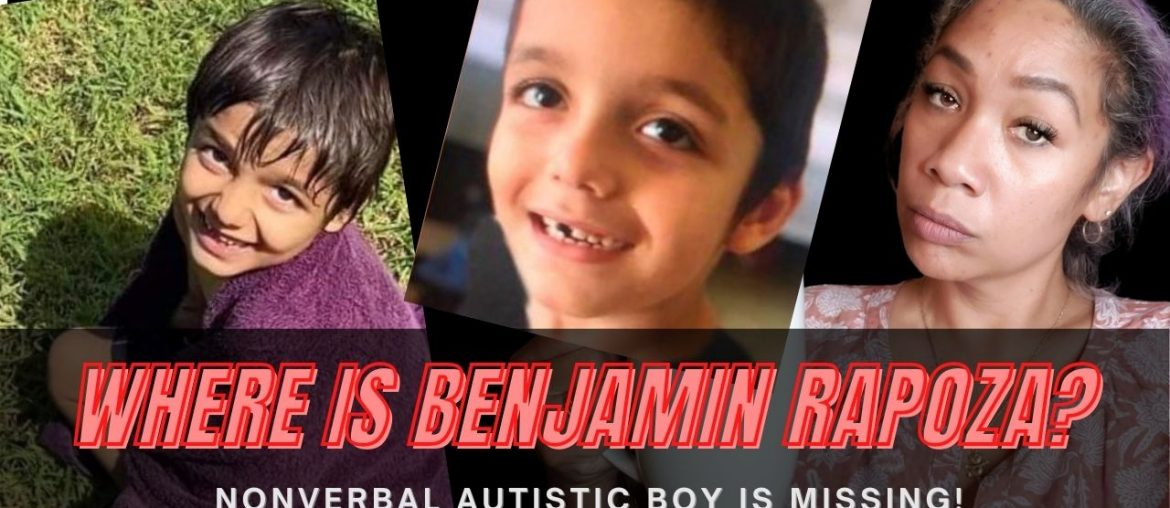Where is Benjamin Rapoza?  Autistic Boy Missing in Hawaii | Unsolved True Crime – Video